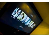 Screen System statt alter Katalog