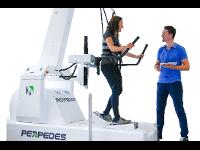 Robotikgestütztes Gangtraining für Menschen mit Bewegungseinschränkungen