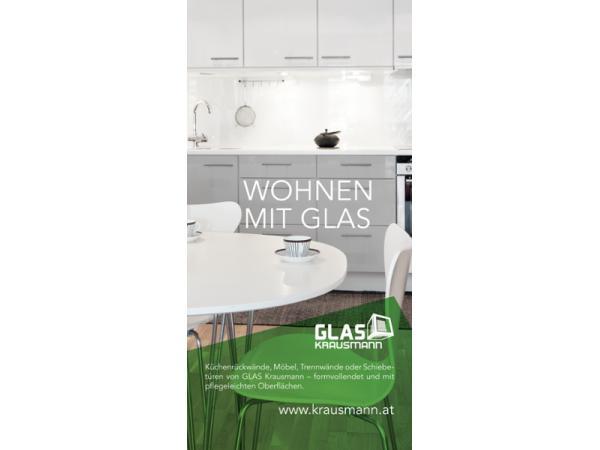 Wohnen mit Glas