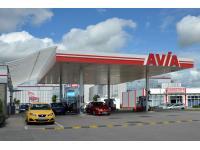 AVIA-Tankstelle