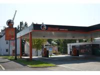 Turmöl Tankstelle