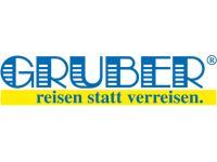 GRUBER reisen Logo