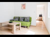 Apartment mit zusätzlichen Sofabett