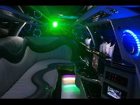 Mercedes S Klasse Strechlimousine Innen