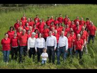 Mehr als 50 Mitarbeiter - 40 Jahre Kieslinger