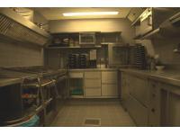 Gesamt Ansicht der Küche