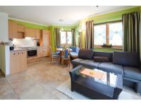 Appartement Top 1-3 Küche mit Wohnraum