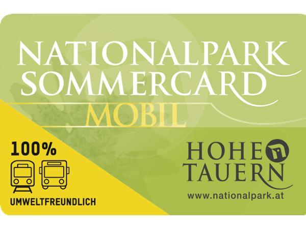 Vorschau - Nationalpark SommerCard
