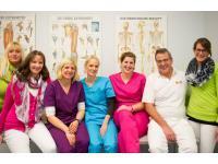 Team Dr. Gruber und Krankenanstalt Altenmart