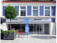 Glassner Premium und Glassner Werbeuhren