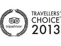 TripAdvisor Travellers' Choice Award 2013