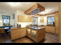 Holzküche in Bad Goisern