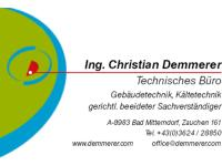 Demmerer Christian Ing