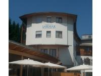 Hotelbeschriftung Larimar