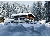 Haus Fink im Winter, Appartement
