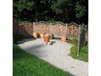 Gemeinschafts-Urnen auf der Tiergedenkstätte Himmelgarten