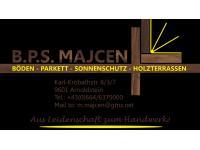 B.P.S Majcen Böden-Sonnenschutz