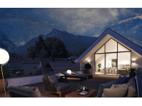 Dachgeschosswohnung Gneis