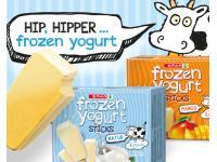Verpackungsdesign: Frozen Yogurt Sticks: Auftraggeber: Spar Österreich