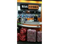 Kassabereich im Bag Store G3 Shopping Resort