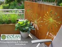 Terrassengestaltung & Sichtschutz