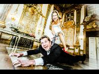 Hochzeitsfotos der anderen Art