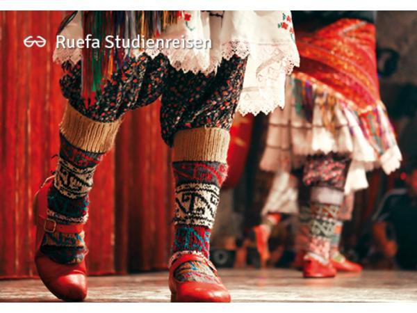 Kultur- und Studienreisen