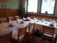 Tafel im Gastzimmer