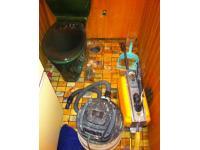 WC-Ablaufverstopfung