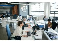 WIN klimatisiert Büros