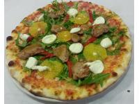 Pizza Vitello