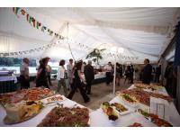 Sommerfest mit Zelt-Überdachter Terrasse - Hotel Paradies