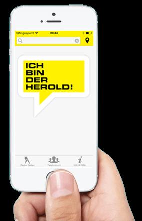 HEROLD im App Store