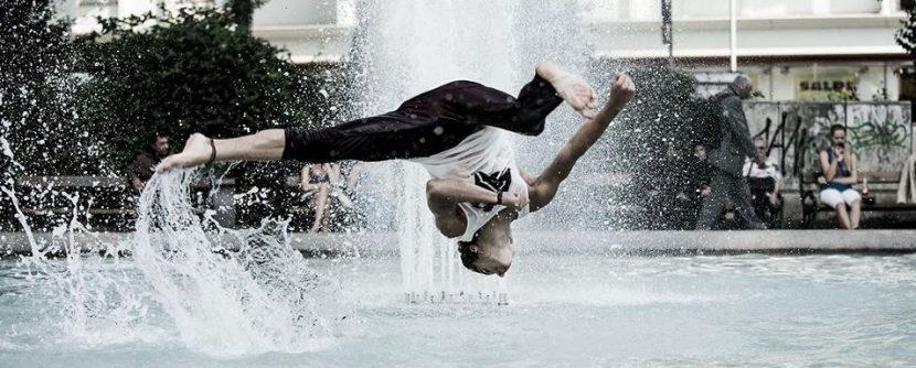 Aerial, Tricking, Akrobatik, Salto