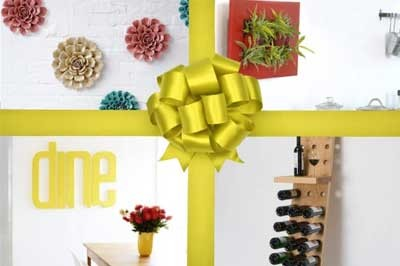 kreative, Weihnachtsgeschenke, Deko, Wohnung,