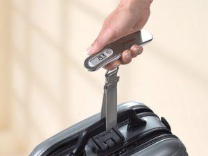 Urlaub Produkte: Gepäckwaage