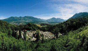 Die schönsten Campingplätze in Österreich