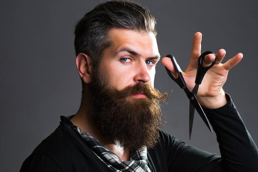 Barber Shop, Bartpflege