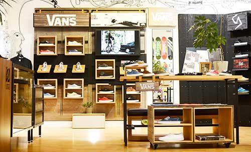 Sneakerstore: Stilladen