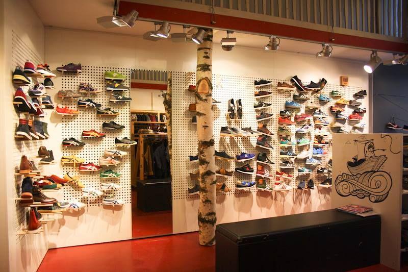 Sneakerstore: Zapateria