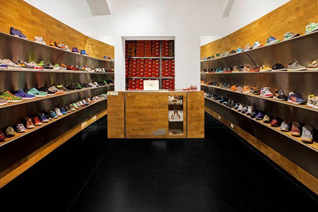 Die coolsten Sneakerstores in Wien