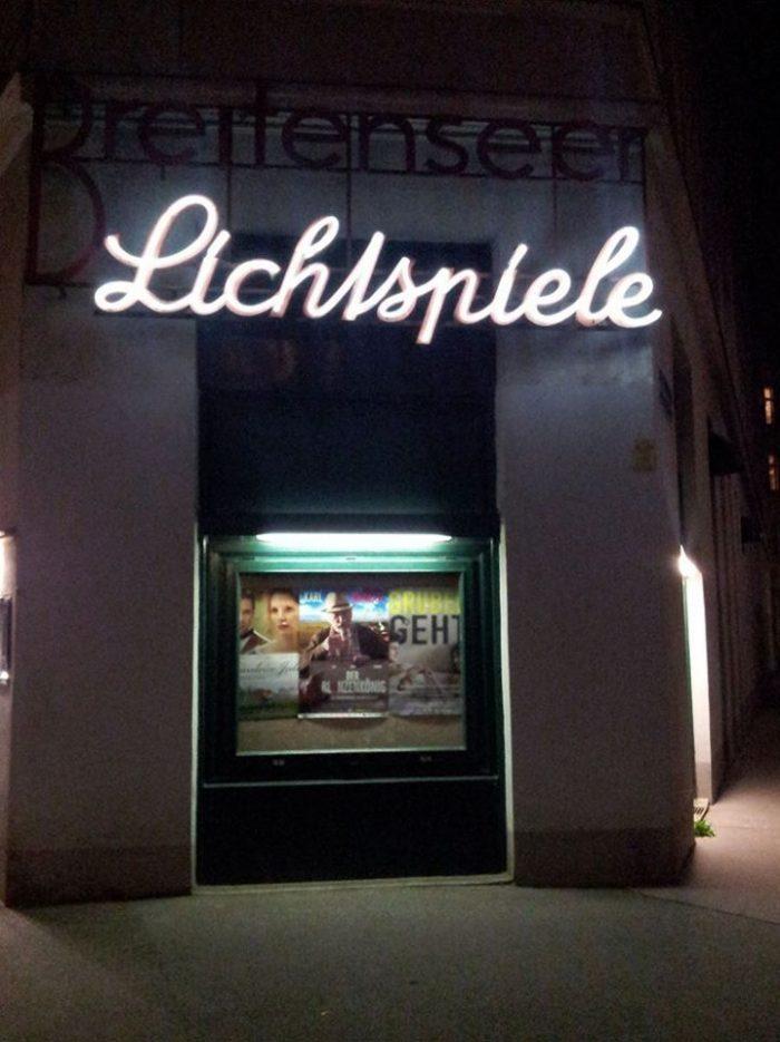 Ältestes Kino Wien