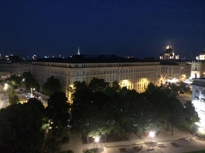 Restaurants mit Aussicht über Wien