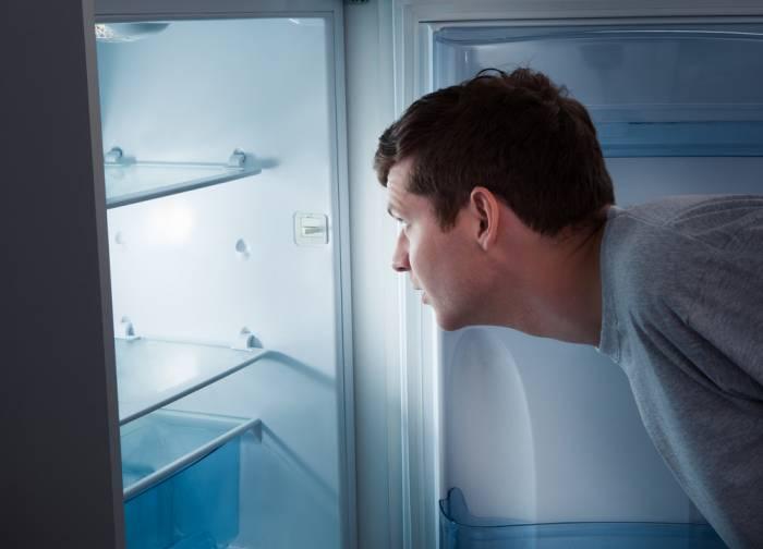 Kühlschrank leer, Einkaufen am Sonntag in Wien