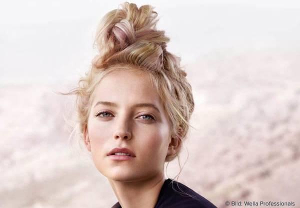 marble hair, haartrends 2016, haar trends