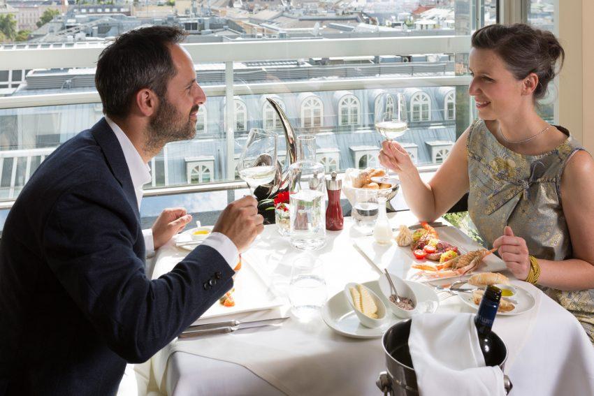 "Restaurant ""das Schick"", romantische Restaurants in Wien"