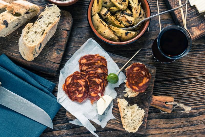 Spanisch Essen, Spanische Restaurants in Österreich