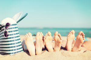Fußpflege, Diabetischer Fuß, Schöne Füße,