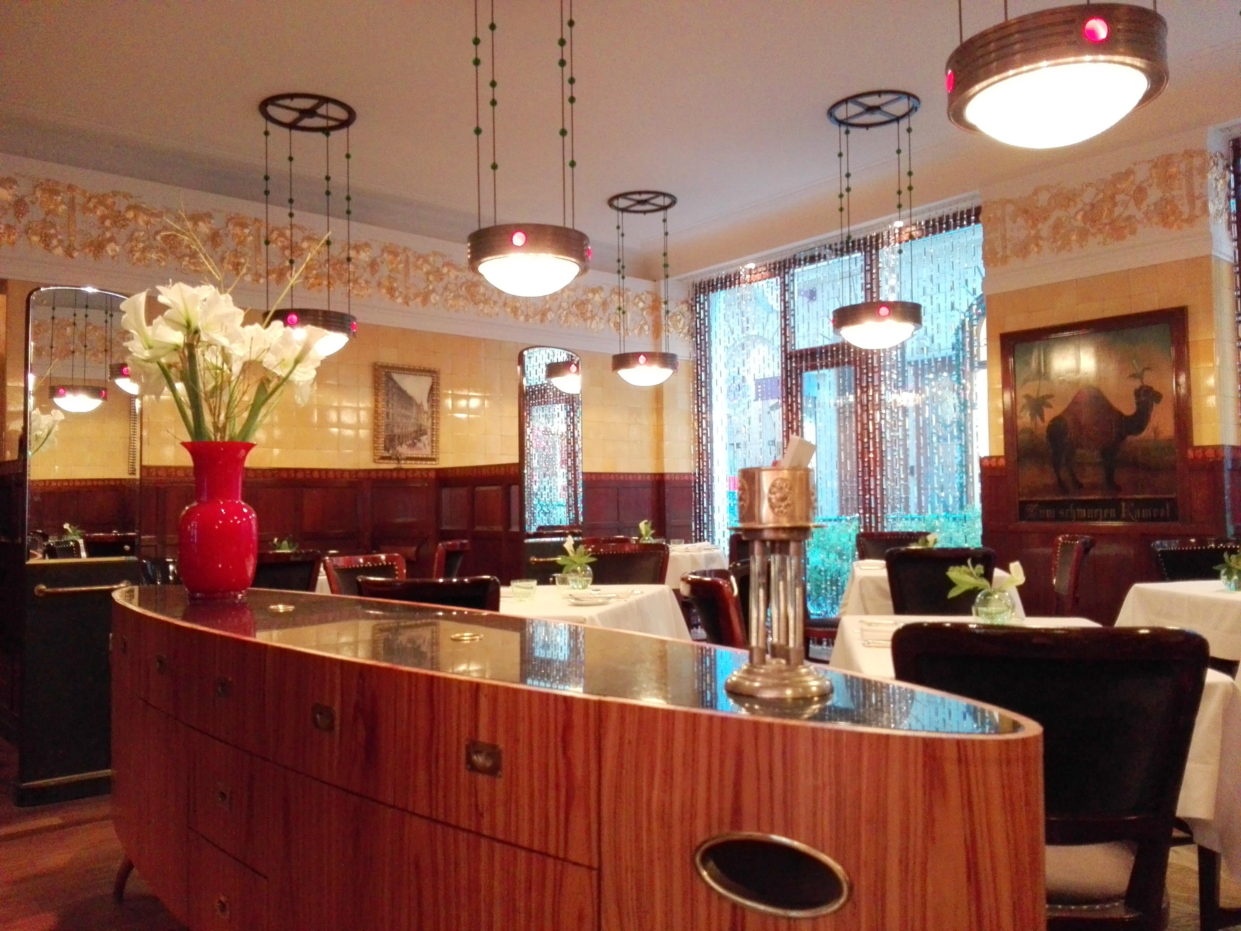 Zum Schwarzen Kameel, Restaurant, Bild (c) Claudia Busser - HEROLD.at