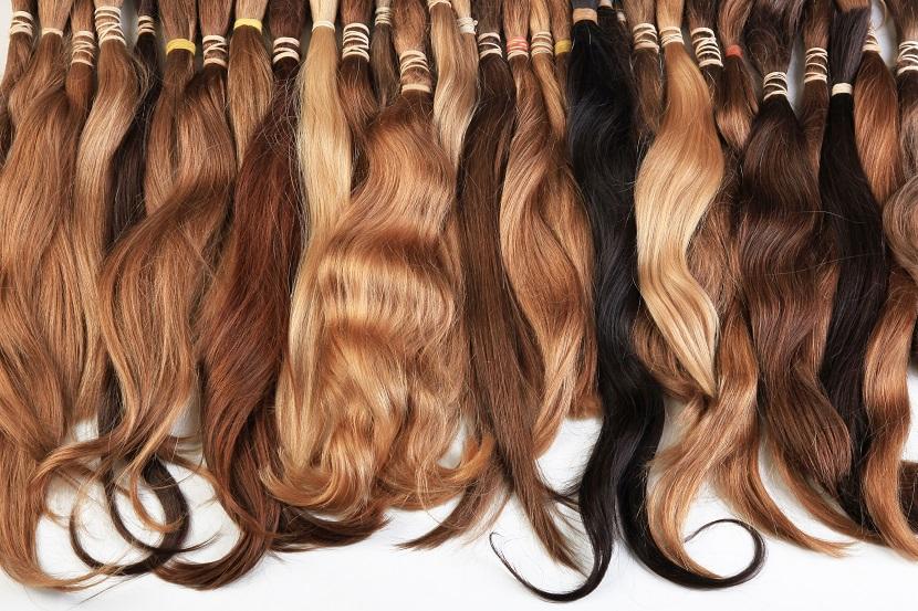 Weave Extensions Die Haarverlängerung Zum Einnähen Heroldat